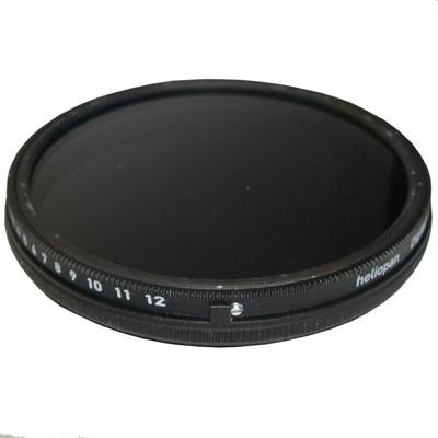 Heliopan Variograufilter Slim ND 0,3-ND 1,8, 58mm