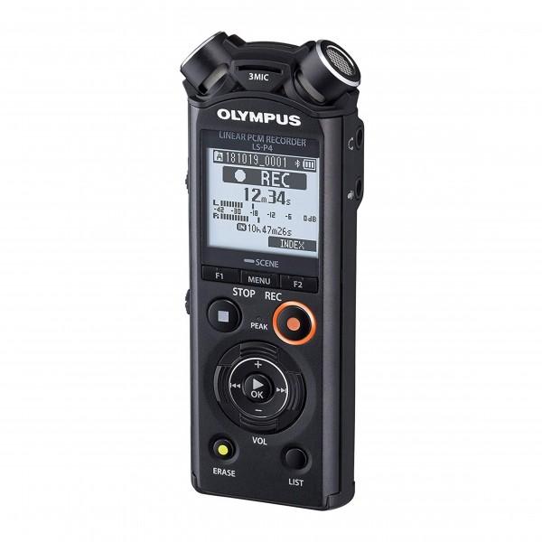 Olympus LS-P4 Audio-Recorder Videographer Kit