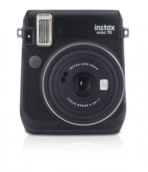 Fuji Instax mini 70, schwarz