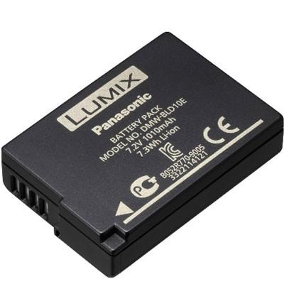 Panasonic Ersatzakku DMW-BLD10E