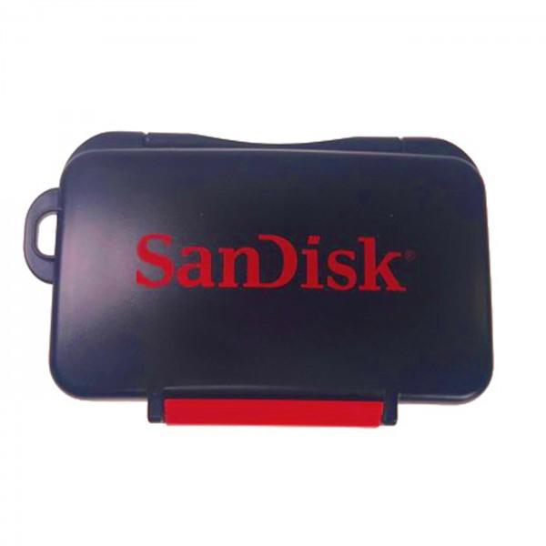 SanDisk Speicherkarten Hartbox