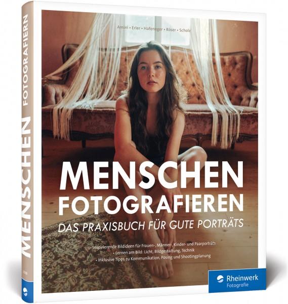 Buch: Menschen fotografieren