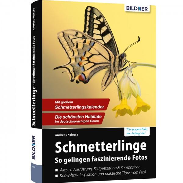 Buch: Schmetterlinge, So gelingen faszin. Fotos