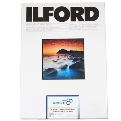 Ilford Omnijet Studio 250g. glossy 100Bl. 10x15cm
