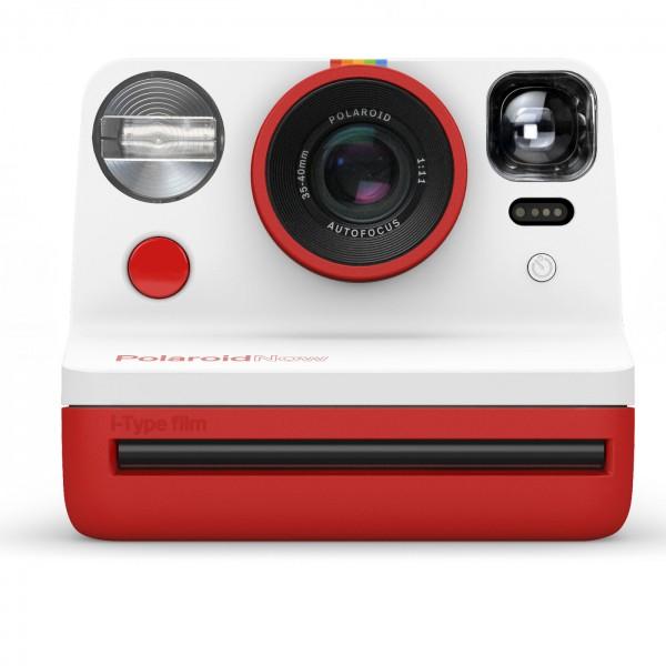 Polaroid NOW, Sofortbildkamera rot