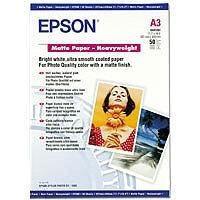Epson Matte Heavy weight 167g., 50 Bl., A3+