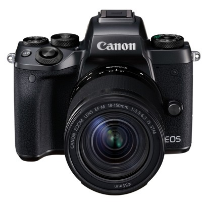 Canon EOS M5 Set + EF-M 18-150mm