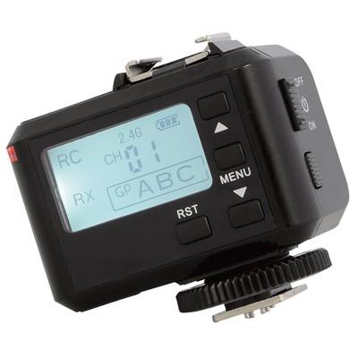 B.I.G. FT2.4 R-CTTL Blitz Funkempfänger für Canon