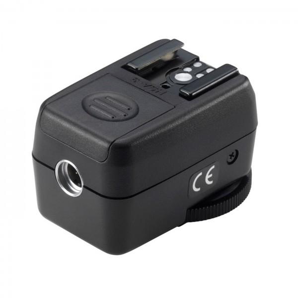 Canon TTL-Mittenkontakt Adapter 3