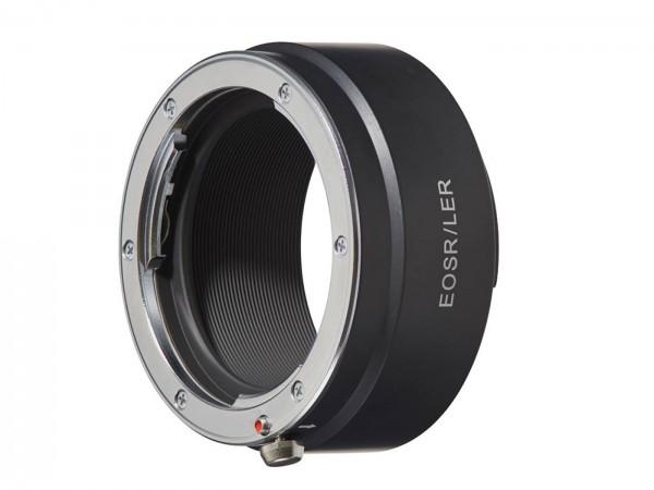Novoflex Adapter Canon EOS-R für Leica R Objektive