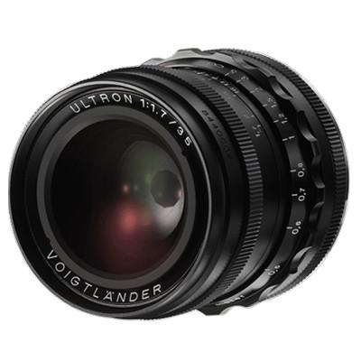 Voigtländer Ultron 1,7/35mm asph. VM, schwarz