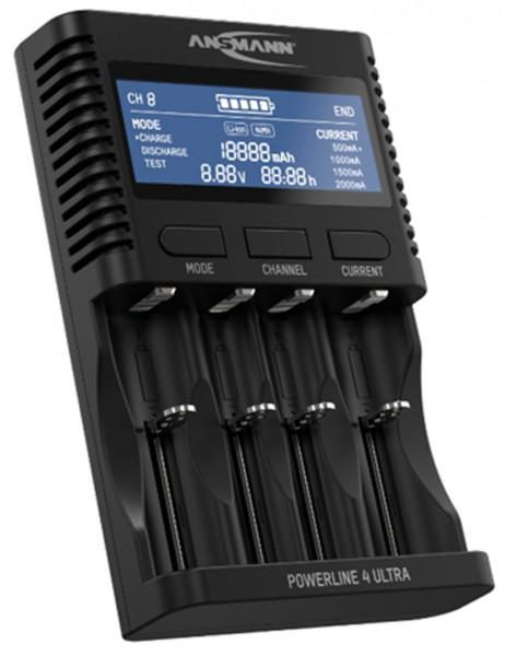 Ansmann Powerline 4 Ultra Ladegerät