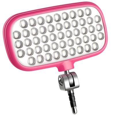Metz Mecalight LED-72 Smart, pink