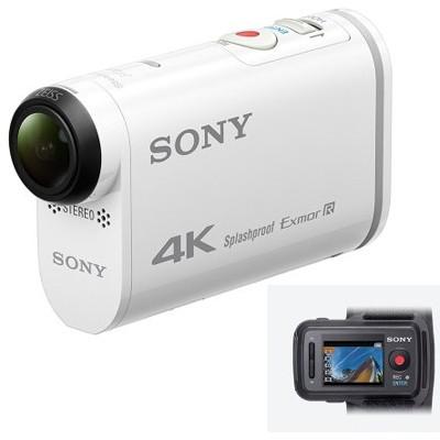 Sony FDR-X1000VR mit Fernbedienung RM-LVR2