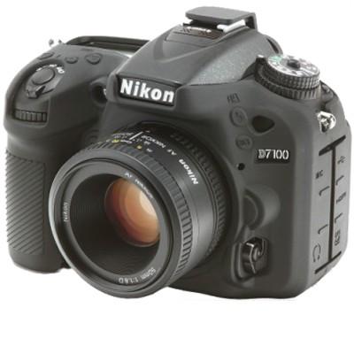 easyCover Nikon D7100/D7200 schwarz