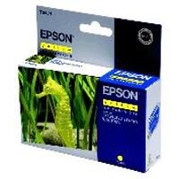 Epson Tinte (T0484) yellow für R300/RX500
