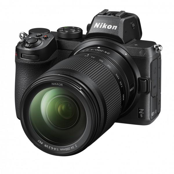 Nikon Z5 Set + Z 4.0-6.3/24-200 mm VR #