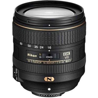 Nikon AF-S DX NIKKOR 2,8-4/16-80mm E ED VR