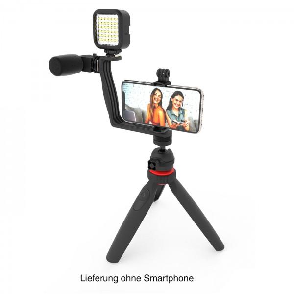 Digipower Essentials 5Pc Video Blogging Kit