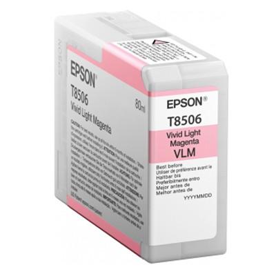 Epson Tinte T8506 Light Magenta