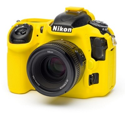 easyCover für Nikon D500, gelb
