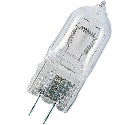 Halogen Stiftsockellampe 240V/650W