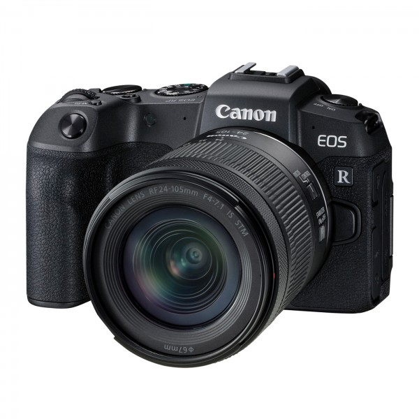 Canon EOS RP Kit mit RF 24-105mm F4-7.1 IS STM