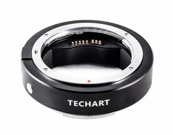 Techart Pro Autofokus Adapter EF-FG01