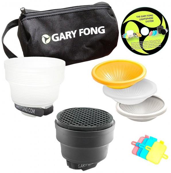 Gary Fong Collapsible Fashion + Com. Lighting Kit