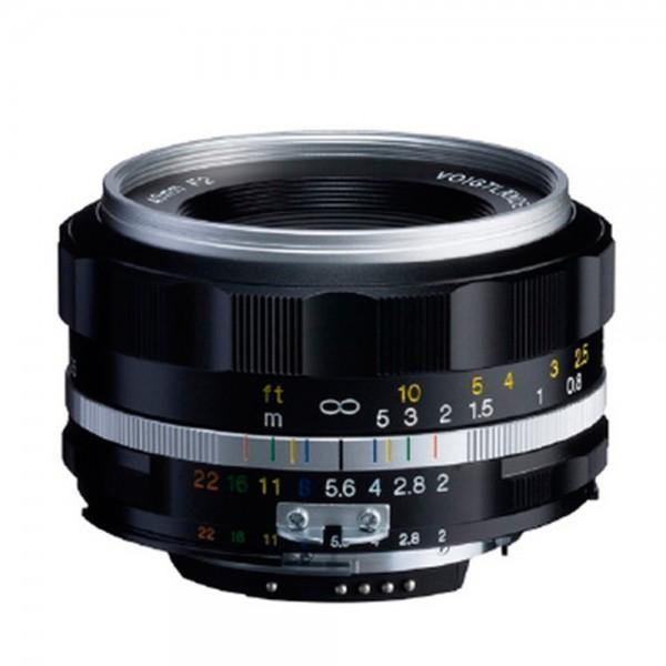 Voigtländer Ultron 2/40 asph.SLII-S silber Nikon