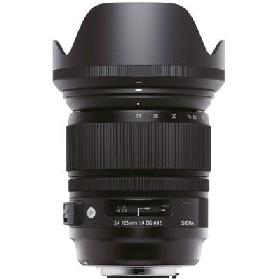 Sigma 4,0/24-105mm DG OS HSM (A) f. Nikon F