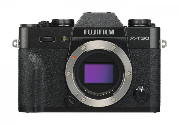 Fuji X-T30 Gehäuse, schwarz