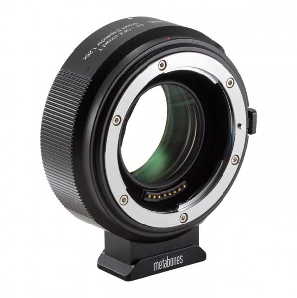 Metabones Canon EF an Fuji G (GFX) T Smart Expande