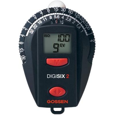 Gossen DIGISIX 2 Belichtungsmesser