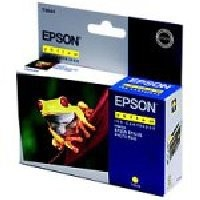 Epson Tinte (T0544) gelb