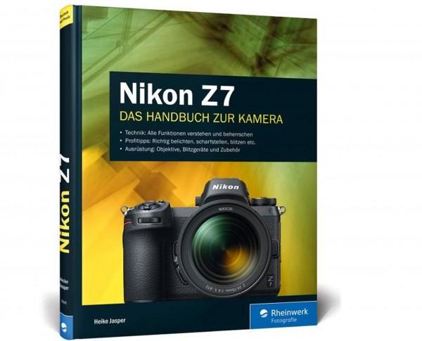 Buch: Nikon Z7, Das Handbuch zur Kamera