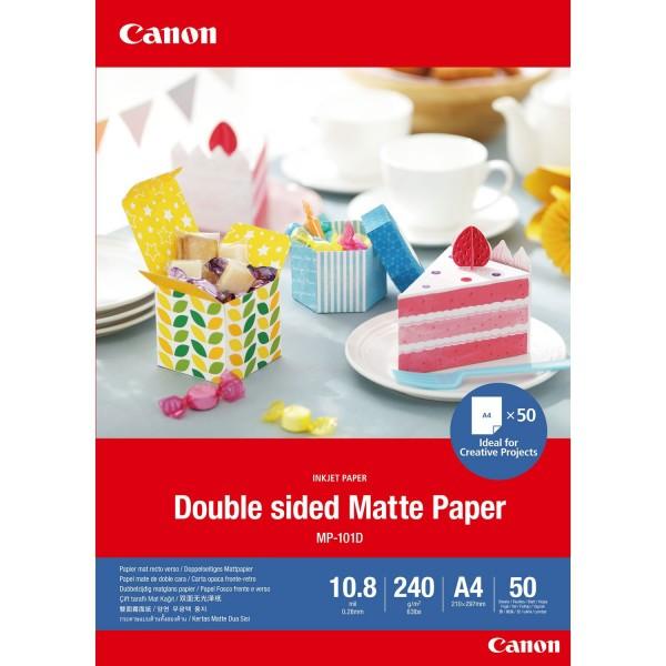 Canon MP-101D doppels., matt 240g DIN A4 50 Blatt