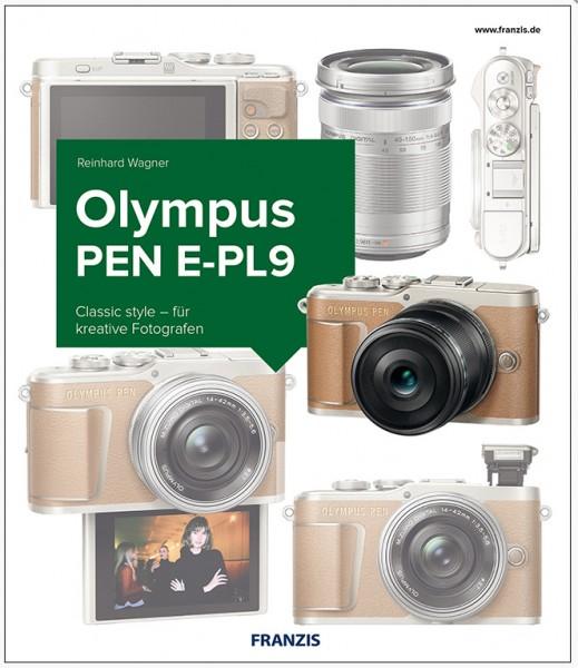 Buch: Olympus PEN E-PL9 - Das Kamerabuch
