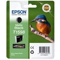 Epson Tinte (T1598) matte black