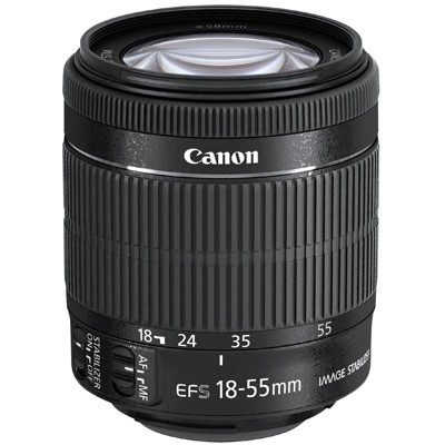Canon EF-S 3,5-5,6/18-55mm IS STM