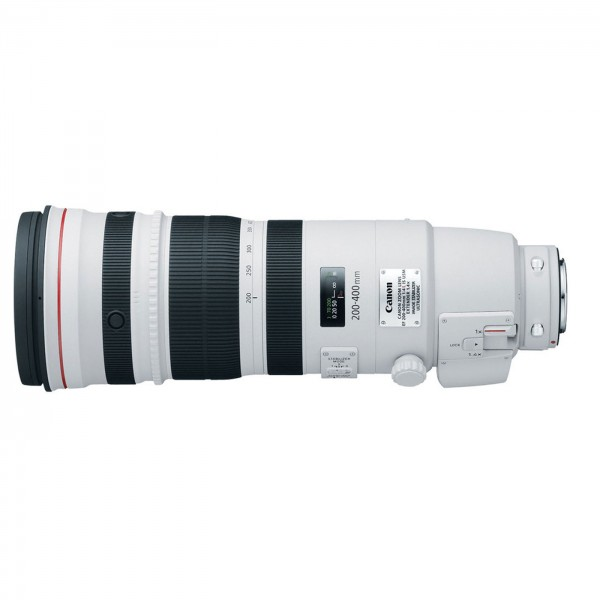 Canon EF 4,0/200-400mm L IS USM + Extender 1,4fach