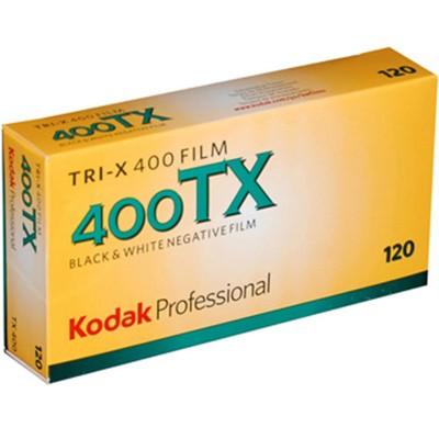 Kodak Tri X 400 Pro TX 120 5er Pack