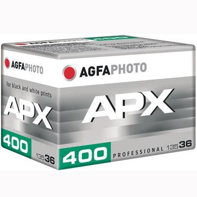 Agfa PhotoPan APX 400 SW-Film 135/36
