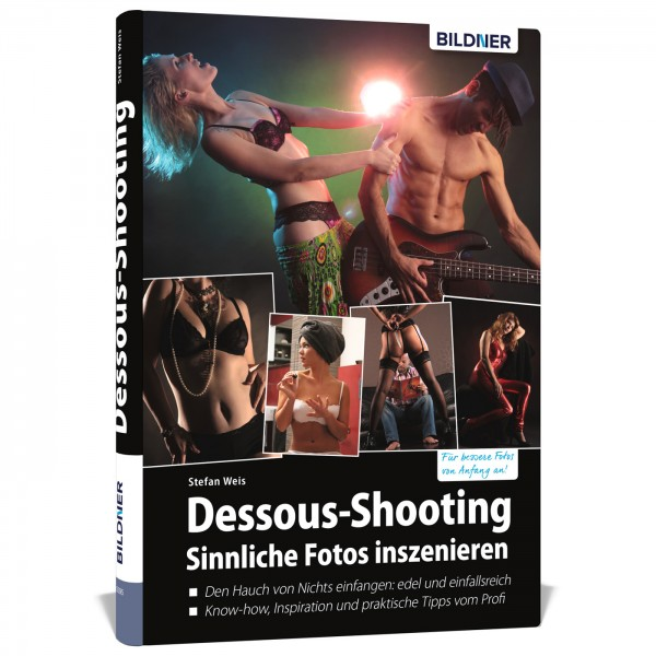 Buch: Dessous-Shooting