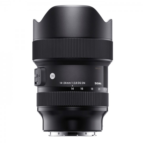 Sigma 2,8/14-24mm DG DN ART für Sony E